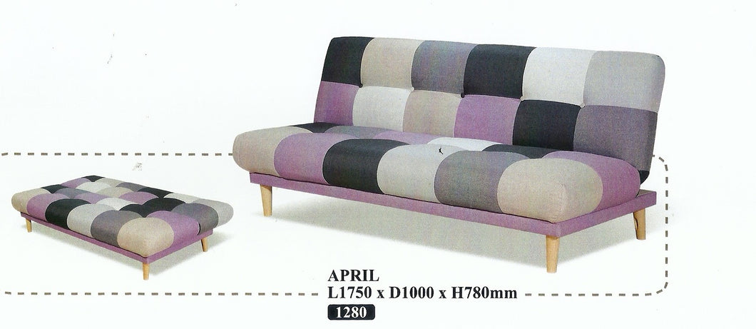 M&N - Sofa Bed - APRIL