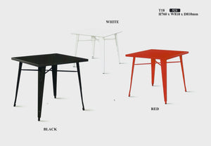 Metal Dining Table - T18