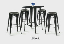 Metal Bar Table Set-T19+CD11