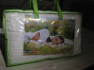 Kenitti Latex Pillow - 100% Natural Latex