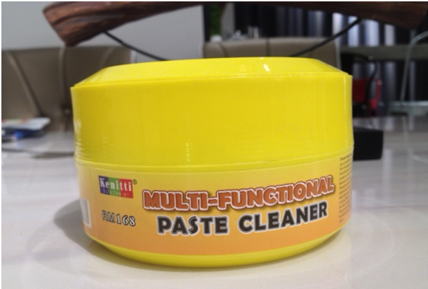 Multi-Functional Paste Cleaner