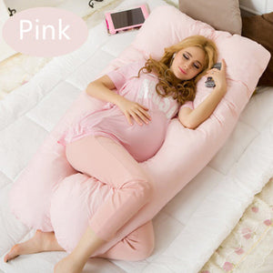 Comfortable Pregnancy U type Pillows - Body Pillow