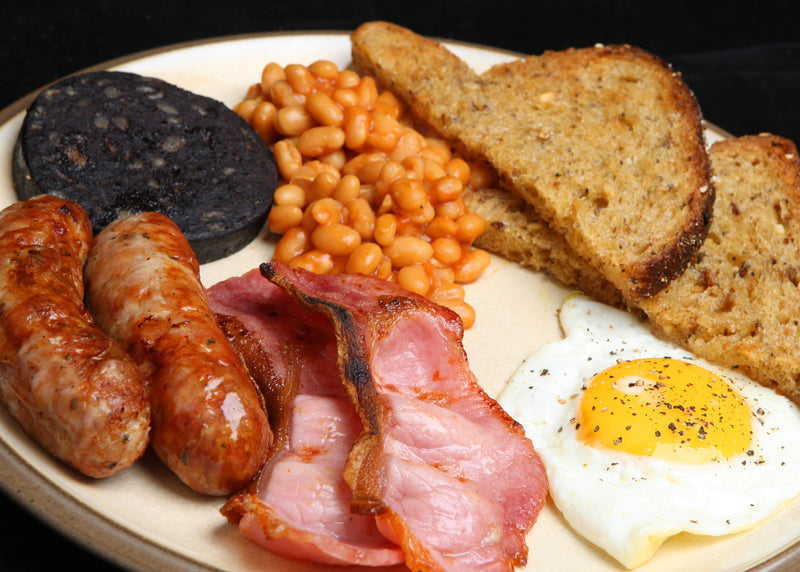 The Full English - a bit of history