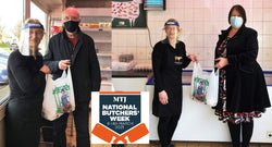 Meet the winners of our National Butchers' Week giveaway