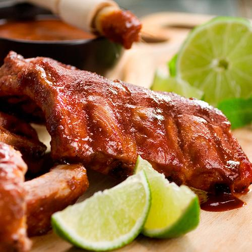 PRODUCT OF THE WEEK: Pork Ribs - plain, or glazed