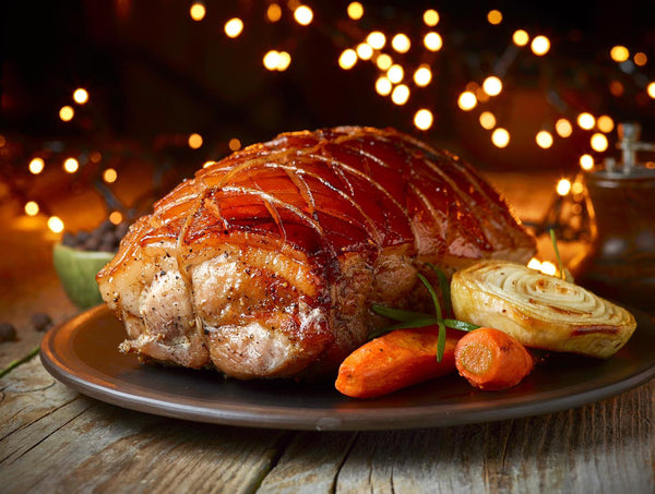 COMPETITION: Chance to win a Christmas meat hamper