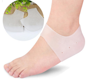 Plantar Fasciitis Silicone Heel Protector (2 pairs)