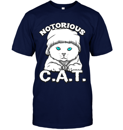 NOTORIOUS C.A.T. Shirt (See Amazon Link Below) - June and Jade