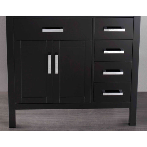 "35"" Bosconi SB-R2105BMC Main Cabinet Black"
