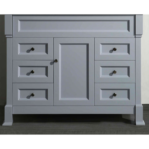 "43"" Bosconi SB-278GRMC Main Cabinet Gray"