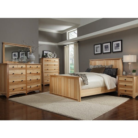 A-America Adamstown 4 Piece Bedroom Set