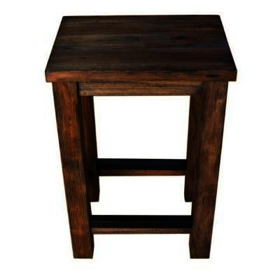 A-America Anacortes Counter Stool in Salvage Mahogany