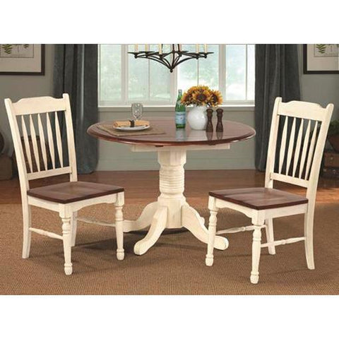 A-America British Isles 3 Piece Dining Set