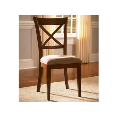 A-America Desoto X Back Side Chair