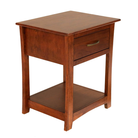 A-America Grant Park 1 Drawer Nightstand