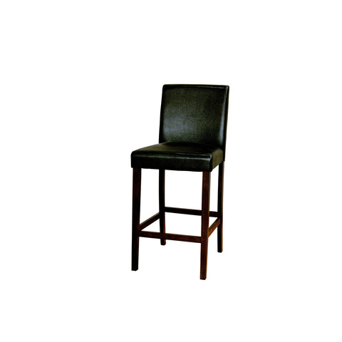 A-America Parson Chair Program Low Back Parson Bar Chair, Black