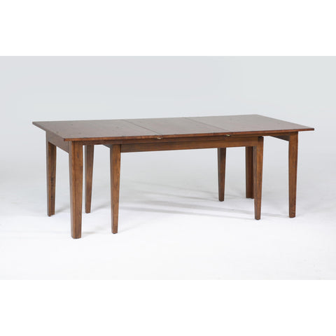 "A-America Toluca 132"" Rectangular Leg Table"