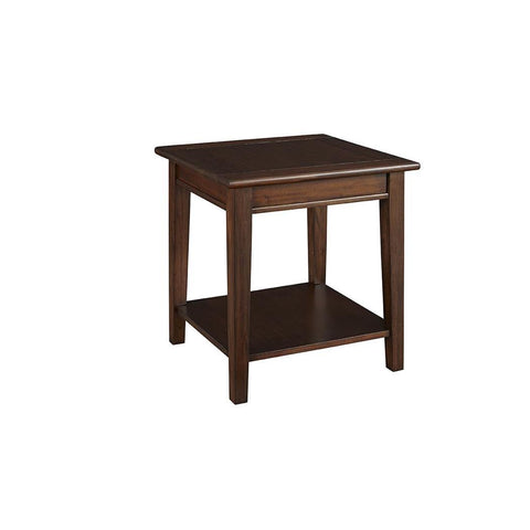 A-America Westlake End Table, With Shelf