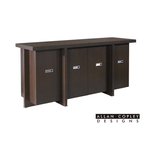 Allan Copley Bridget Buffet In Dark Wenge