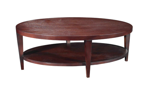 Allan Copley Designs Marla 3 Piece Coffee Table Set in Espresso on Birch