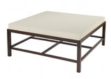 Allan Copley Designs Spats 3 Piece Coffee Table Set in Espresso w/ White