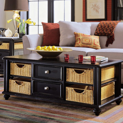 American Drew Camden-Dark Cocktail Table