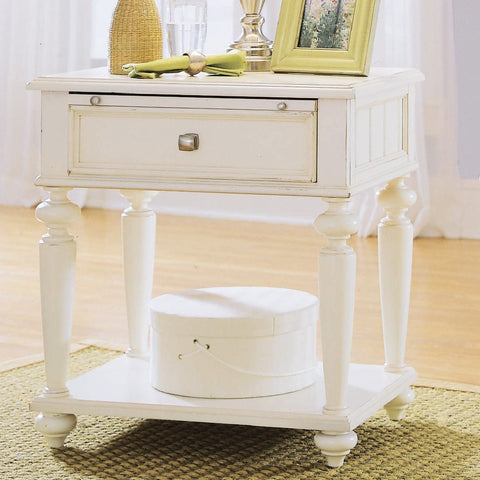 American Drew Camden-Light Leg Nightstand
