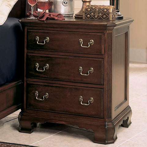 American Drew Cherry Grove Nightstand in Antique Cherry