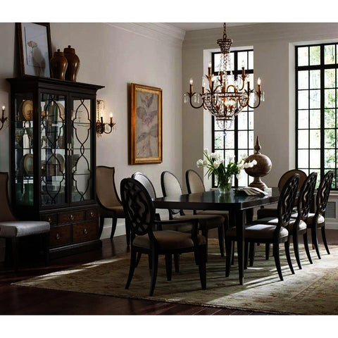 American Drew Grantham Hall 10 Piece Rectangular Dining Room Set