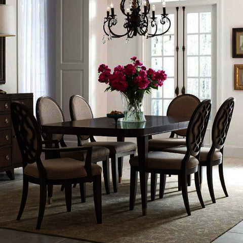 American Drew Grantham Hall 7 Piece Rectangular Dining Room Set
