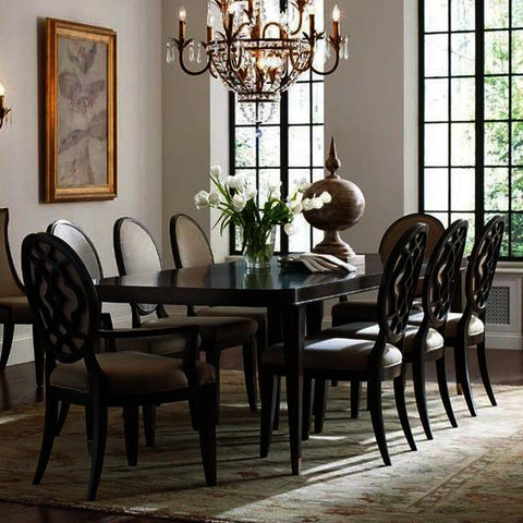 American Drew Grantham Hall 9 Piece Rectangular Dining Room Set