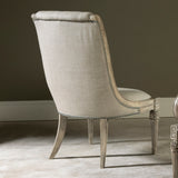 American Drew Jessica McClintock Boutique Upholstered Side Chair