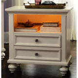 American Drew Lynn Haven 1 Drawer Nightstand