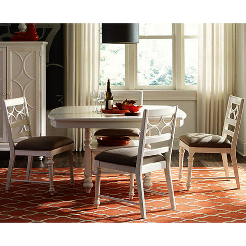 American Drew Lynn Haven 5 Piece Storage Counter Table Set