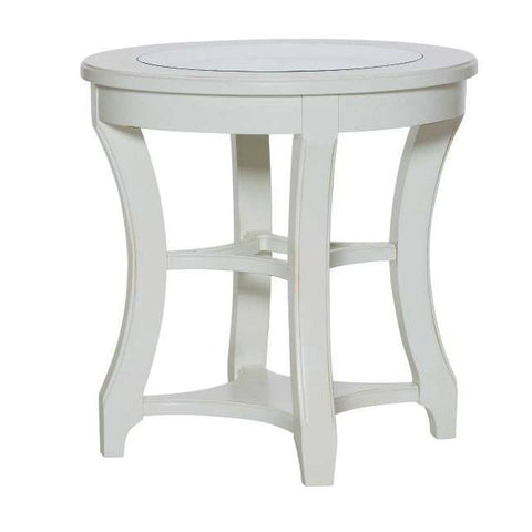 American Drew Lynn Haven Round End Table