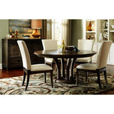 American Drew Park Studio 6 Piece Round Dining Room Set