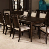 American Drew Park Studio 9 Piece Rectanglar Dining Room Set
