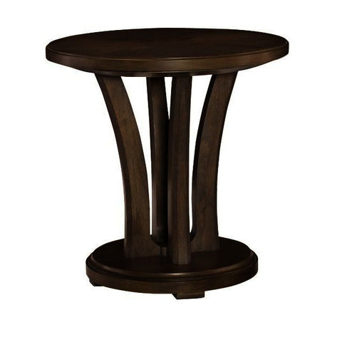 American Drew Park Studio Round Lamp Table