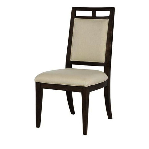 American Drew Park Studio Wood Back Side Chair