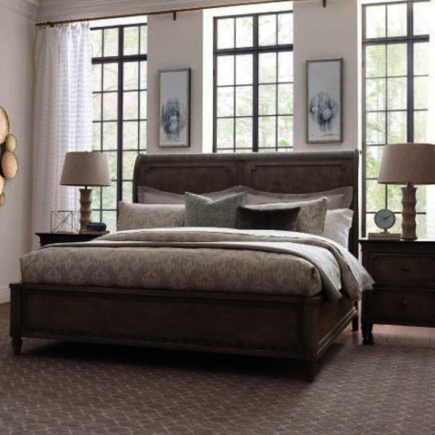 American Drew Savona 3 Piece Anna Sleigh Bedroom Set