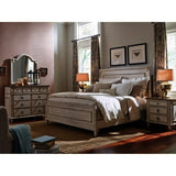 American Drew Southbury 4 Piece Panel Bedroom Set