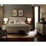American Drew Southbury 4 Piece Panel Bedroom Set w/Dresser