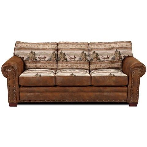 American Furniture Alpine Lodge Sofa