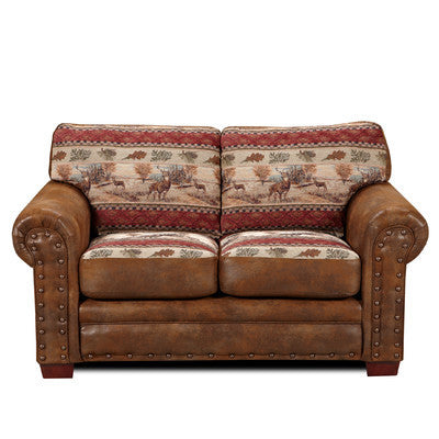 American Furniture Deer Valley Loveseat