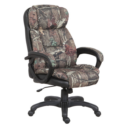 American Furniture Classics Executive Chair In Mossy Oak