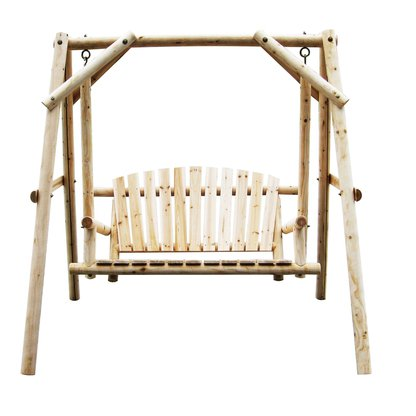 American Furniture Classics Log Swing In Natural