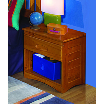 American Furniture Classics Nightstand In Honey