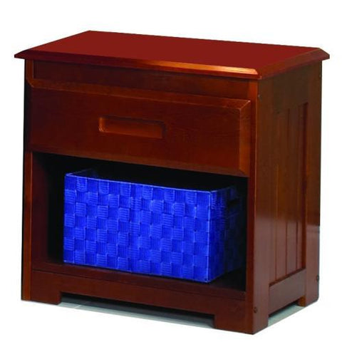 American Furniture Classics Nightstand In Merlot