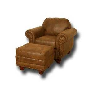 American Furniture Sedona Accent Chair And Ottoman