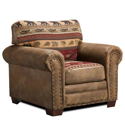American Furniture Sierra Lodge Accent Chair